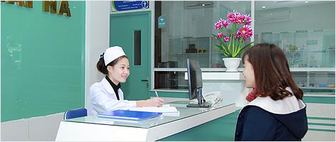 Đăng ký trực tiếp tại phòng khám